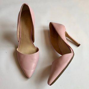 Banana Republic blush pink d'orsay pumps 6.5 / 7